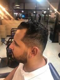 Título do anúncio: Corto cabelo em domicilio