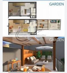 Título do anúncio: Apartamento Garden para Venda em Porto Alegre, Rio Branco, 1 dormitório, 1 suíte, 2 banhei