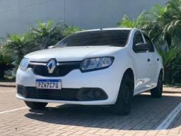 Título do anúncio: Renault Logan Authentique 1.0 c/gnv 5 geração