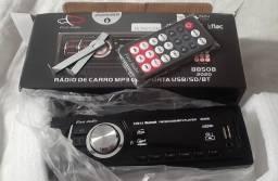 Título do anúncio: Rádio Mp3 c/Bluetooth e USB