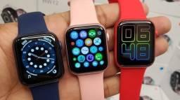 Título do anúncio: Smartwatch IWO12 o mais completo de todos! Frete grátis