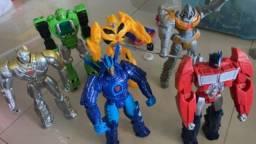 Coleção transformers