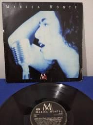 LP/Disco de Vinil: Marisa Monte - Comida - 1989
