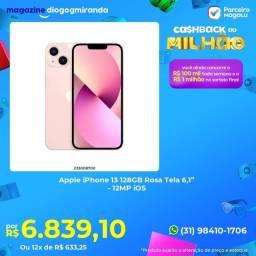 Título do anúncio: iPhone 13 128gb NOVO