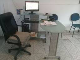 Título do anúncio: Desapegado urgente móveis escritorio
