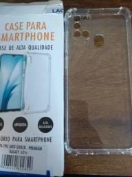 Título do anúncio: Capinha AntiQueda Alta qualidade Galaxy A21s