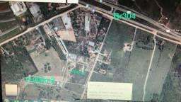 Vendo área 11 mil metros com Contrato Locação