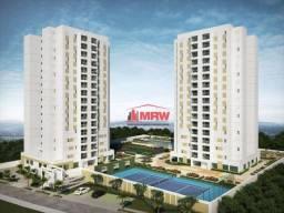 Apartamento com 3 dormitórios à venda, 93 m² por R$ 577.000,00 - Parque Campolim - Sorocab