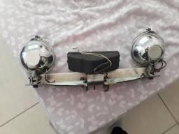 Vendo luz auxiliar para moto