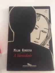 Livro A IDENTIDADE, Milan Kundera