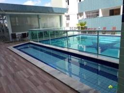 Apartamento à venda com 3 dormitórios em Agua fria, Joao pessoa cod:V719
