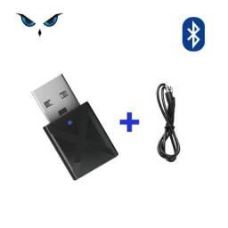 Receptor/Transmissor Bluetooth (Áudio) KN320