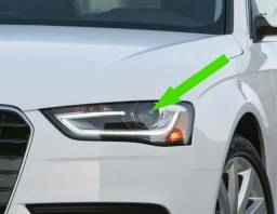 Lente farol Audi A4 2013 2014 2015 2016