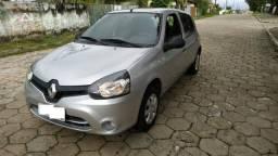 Renault Clio 1.0 2014/14 IPVA 2019 Pago/ Revisões feitas na autorizada - 2014