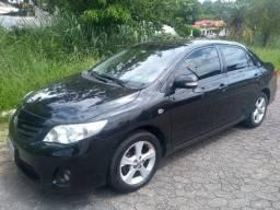 Corolla Preto - 2013