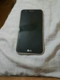 Celular LG K10 Novo 32GB Barbada pra Hoje