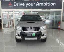Toyota Hilux CD 4x4 SRV - 2014
