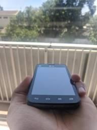 Celular LG L4 Quebrado 15 REAIS