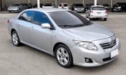 Toyota Corolla Xei 1.8 Automático 2009 Blindado - 2009