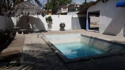 Alugo casa com piscina em jacumã