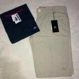 Kit - 1 Bermuda + 1 Camisa