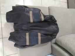 Jaqueta de couro Wolverine