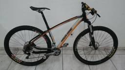 Bike Highone Carbon Aro 29 - Quadro 17 - 10v - Aceito Troca(Leia a Descrição)