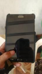 Vendo tablet novo da Samsung Galaxy TAB A6 pega clipe e cartão de memória