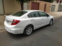 Vendo Honda Civic exs super conservado teto central multimídia - 2012