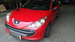 Peugeot 207 XR 1.4 Flex 2011 - 2011