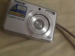 Cyber -shot + 150$ em câmera semi ou profissional