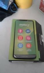 Moto g6 indigo 32 gigas 3 de ram tela 5.7 polegadas 2 chips leitor biométrico