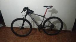 Bike aluminio vivatec quadro 19 polegadas