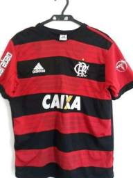 Camisa 1 do Flamengo (Adidas) 2018/2019