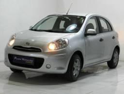 Nissan March S 1.6 Flex 2012 - 2012