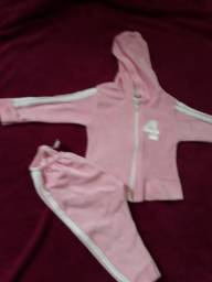 Vendo combo de roupas bebê menina