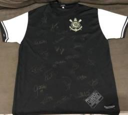 Camiseta comemorativa da Libertadores do Corinthians 27d0816f00411