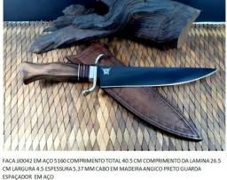 Faca artesanal churrasco / campo promoçao facas disponiveis