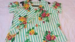 PROMOÇÃO Plus Size blusa verão