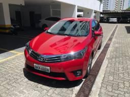 Corolla XEI 2017,único dono,24.000 km - 2017