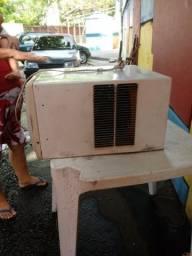 Ar condicionado funcionando perfeitamente