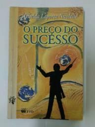 O Preço do Sucesso - livro de Giselda Laporta Nicolelis