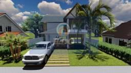 Casa excepcional com dois andares no Condomínio Águas da Serra em Bananeiras - PB