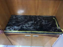 2 Granito preto indiano pedra de marmore