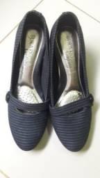 Sapato de Salto Beira Rio Confort