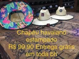 Chapéu havaiano
