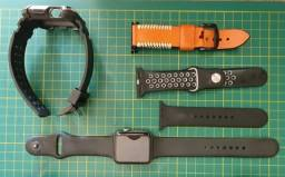Apple Watch 42mm, Serie 2 Com Acessórios