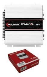 Usado, Módulo Amplificador Digital Taramps DS 440 4 Canais 440 Watts RMS 2 Ohms Som Automotivo comprar usado  São Luís