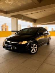 Honda civic lxs 1.8 automático 2008