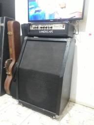 "Amplificador de Guitarra 2x12"" de 125w"